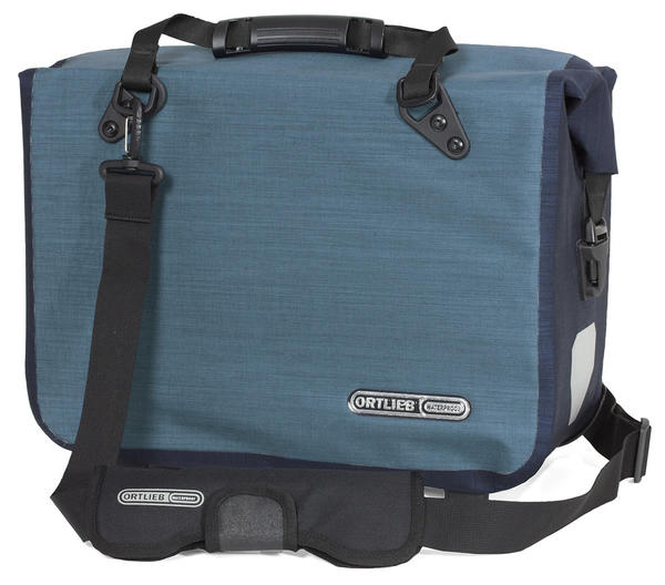 Ortlieb Office-Bag QL2.1 Color: Denim-Steelblue
