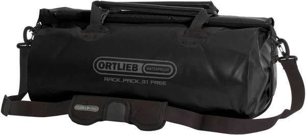 Ortlieb Rack-Pack Free Color: Black