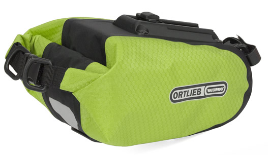 Ortlieb Saddle Bag Color: Lime-Black