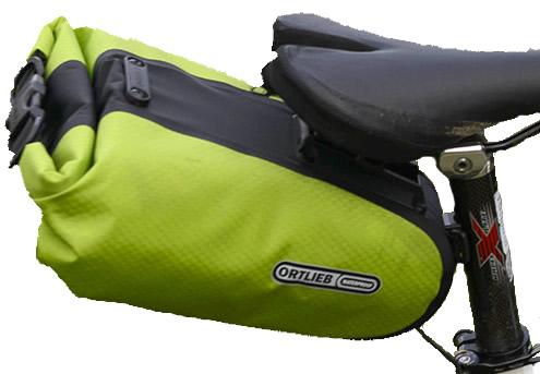 Ortlieb Saddle Bag Bike Stop Bicycle