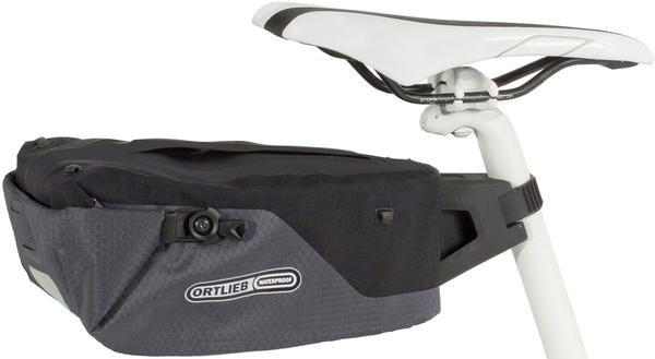 Ortlieb Seatpost-Bag - Medium Color: Slate-Black