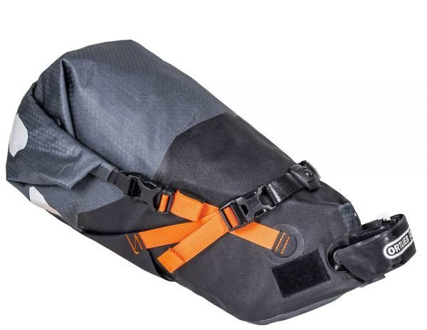 Ortlieb Seat-Pack Color | Gear Capacity: Slate | 11L