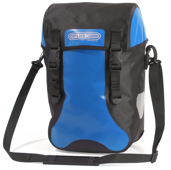 Ortlieb Sport-Packer Classic (pair) Color: Ultramarine-Black