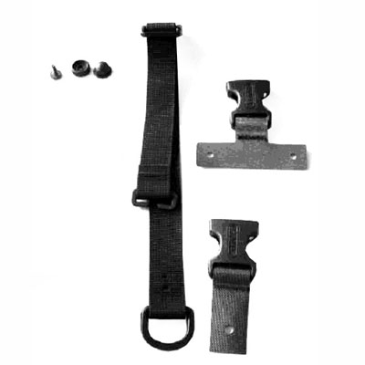 Ortlieb Stealth Roll-Top Tension Strap Set