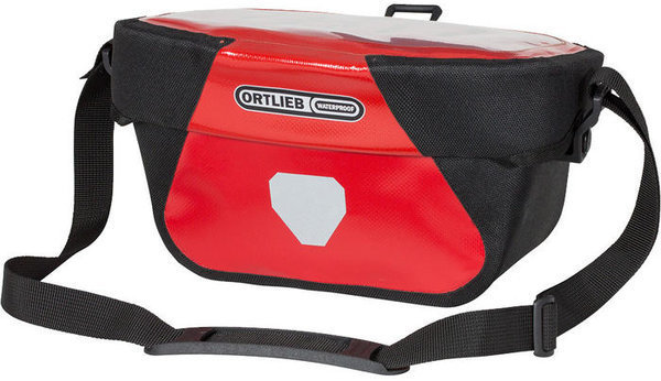 Ortlieb Ultimate6 Classic Color | Size: Red-Black | Small