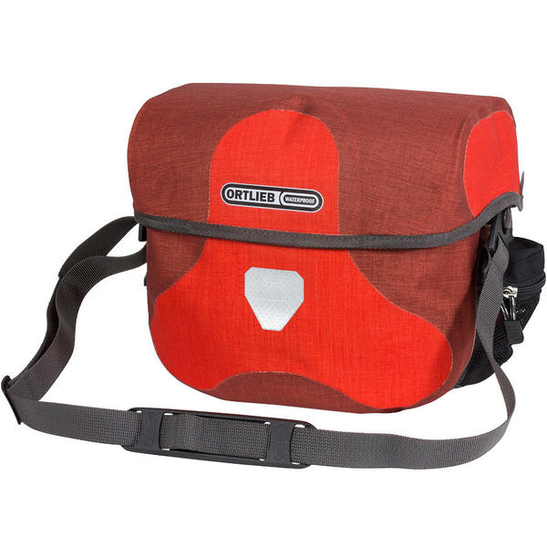 Ortlieb Ultimate6 Plus Color | Size: Signal Red-Chili | Medium