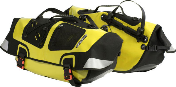 Ortlieb Recumbent Panniers Color: Yellow