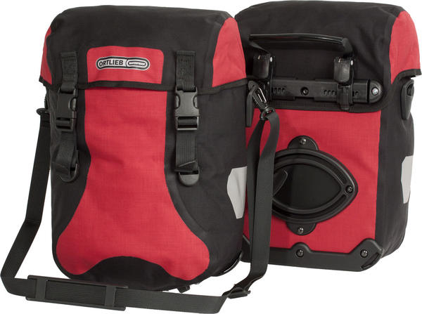 Ortlieb Sport-Packer Plus Color: Red