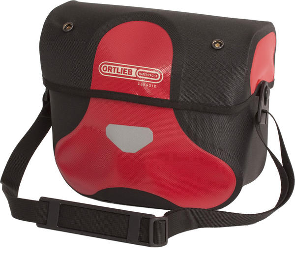 Ortlieb Ultimate5 M Classic Color: Red