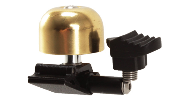 Osaka Roadie Clip Bells Color: Brass
