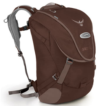 Osprey Metron 25 Color: Earth Brown