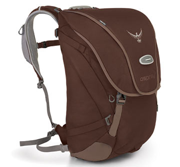 Osprey Metron 35 Color: Earth Brown