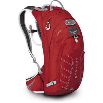 Osprey Raptor 10 Color: Madcap Red