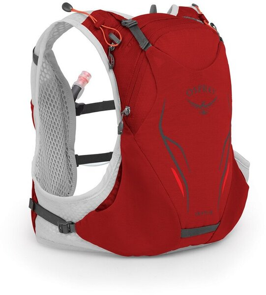 Osprey Duro 6 w/1.5L Reservoir Color: Phoenix Red