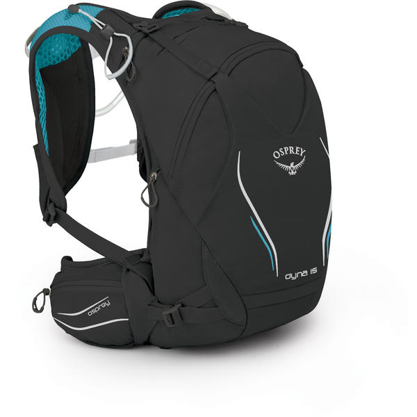 Osprey Dyna 15 Color: Black Opal