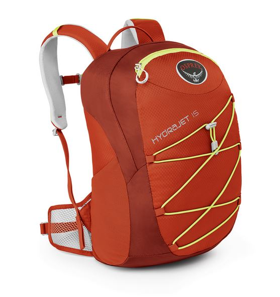 Osprey Hydrajet 15 - Kids Color: Strawberry Red