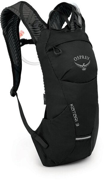Osprey Katari 3 Color: Black