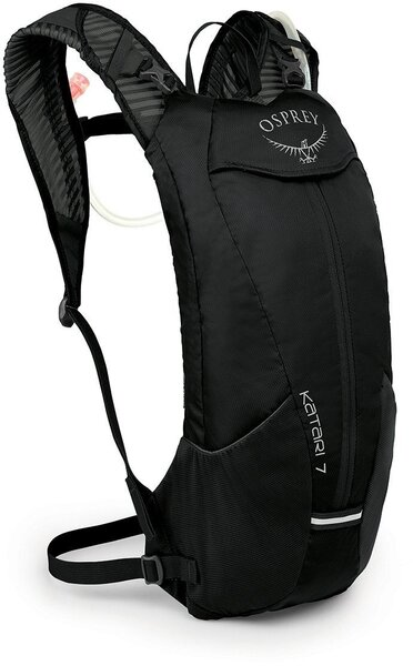 Osprey Katari 7 Color: Black