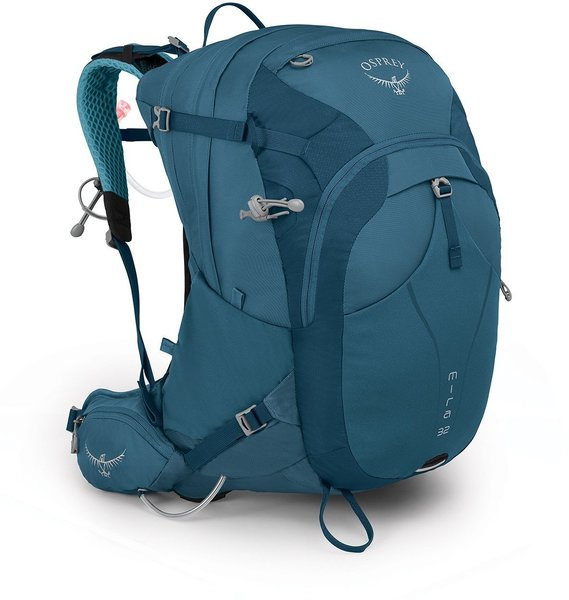 Osprey Mira 32 Color: Bahia Blue