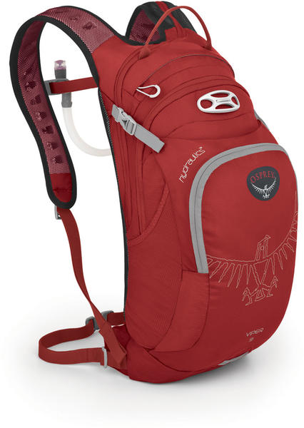 Osprey Viper 9 Color: Flashpoint Red