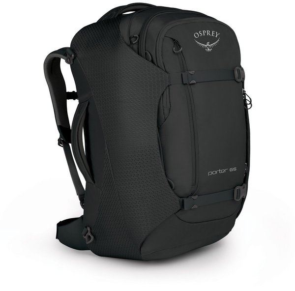 Osprey Porter 65 Color: Black