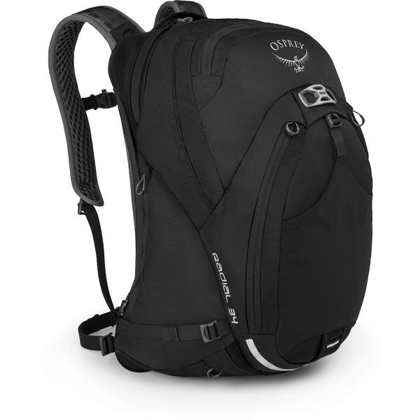 Osprey Radial 34 Color: Black