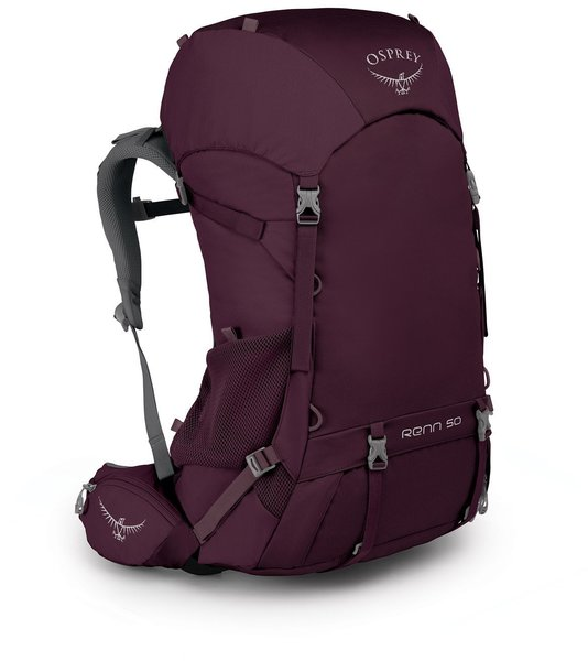 Osprey Renn 50 Color: Aurora Purple