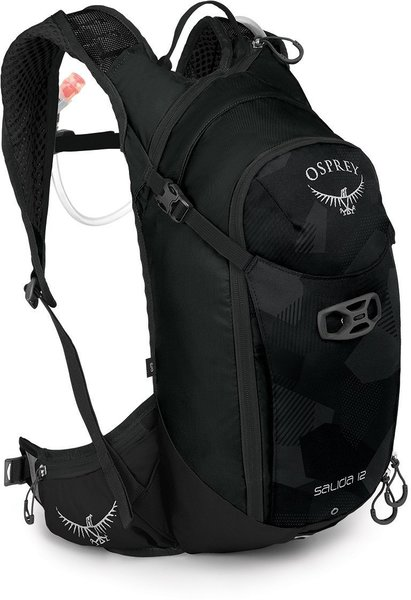 Osprey Salida 12 Color: Black Cloud