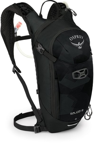 Osprey Salida 8 Color: Black Cloud