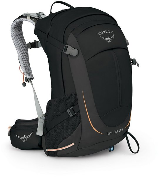Osprey Sirrus 24 Color: Black