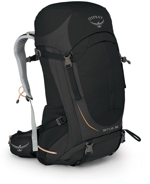 Osprey Sirrus 36 Color: Black