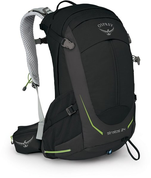 Osprey Stratos 24 Color: Black