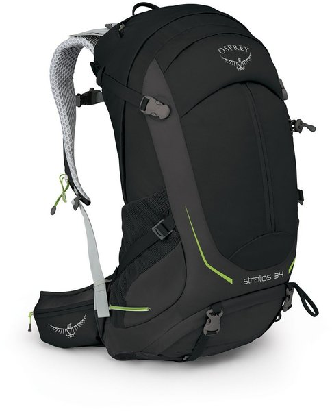 Osprey Stratos 34 Color: Black