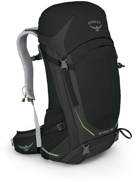 Osprey Stratos 36 Color: Black