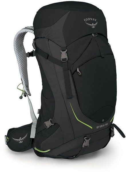 Osprey Stratos 50 Color: Black