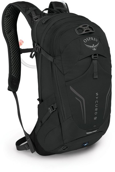 Osprey Syncro 12 Color: Black