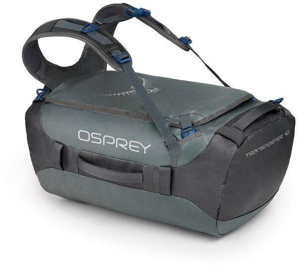 Osprey Transporter 40 Color:  Pointbreak Grey