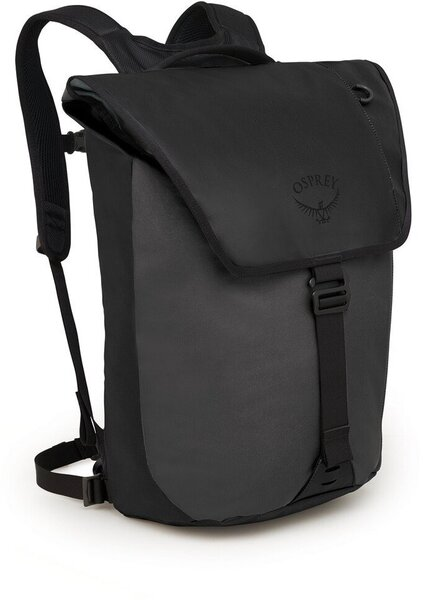 Osprey Transporter Flap Pack Color: Black