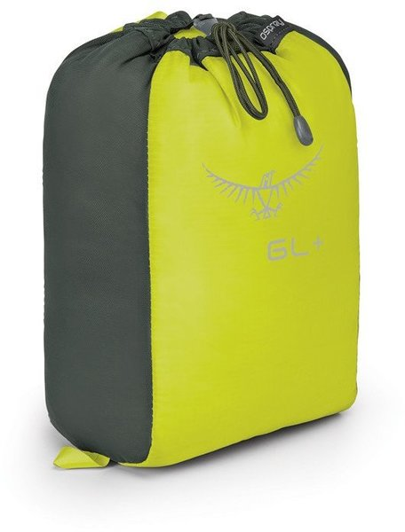 Osprey Ultralight Stretch Stuff Sack 6 Color: Electric Lime