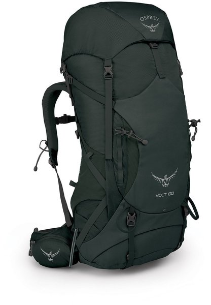 Osprey Volt 60 Color: Conifer Green