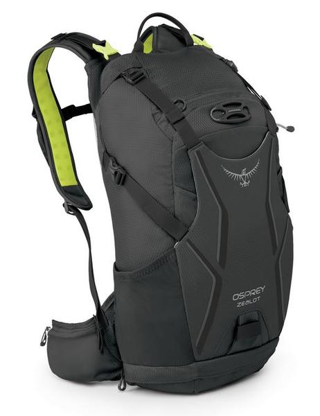 Osprey Zealot 15 Color: Carbide Gray
