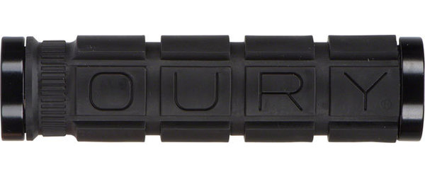 Oury Lock-On Bonus Pack Color: Black