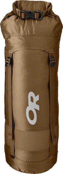 Outdoor Research Airpurge Dry Compression Sack 15L Color: Coyote