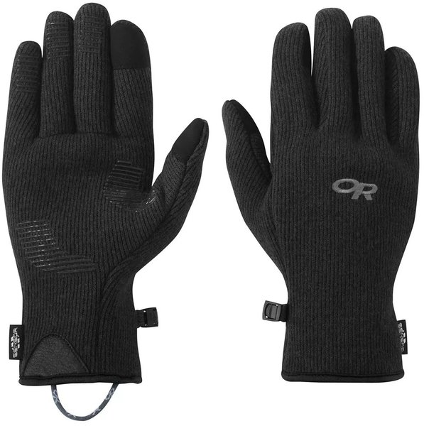 Outdoor Research Flurry Sensor Gloves Color: Black