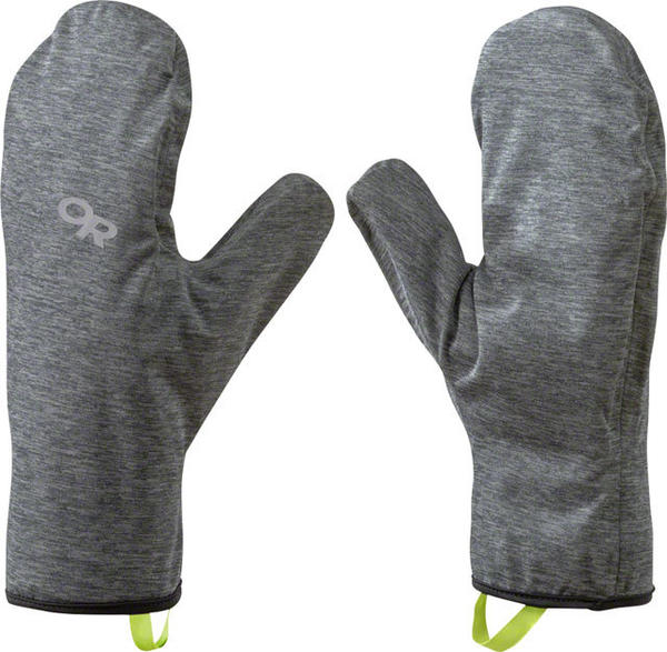Outdoor Research Shuck Mitts Color: Charcoal/Heather