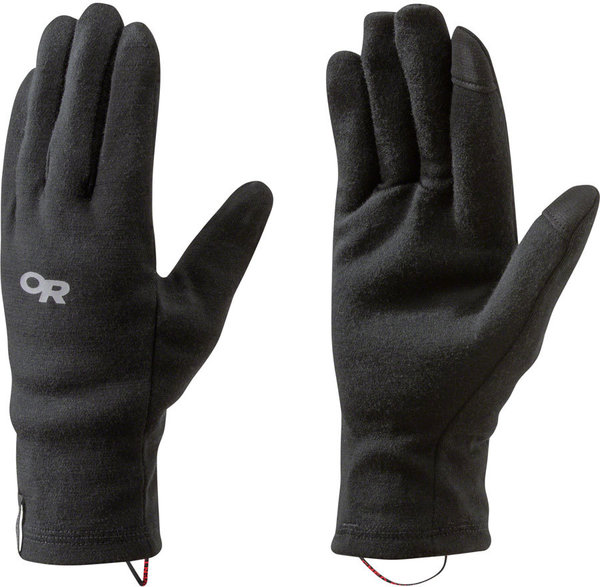 Outdoor Research Woolly Sensor Liners Color: Black