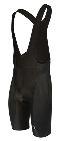 Pace Sportswear Diamond Coldblack Curve 8-Panel Bibshorts