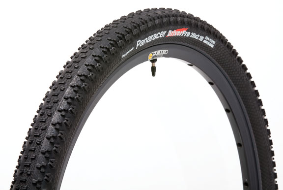 Panaracer Driver Pro 26-inch Tire Color: Black