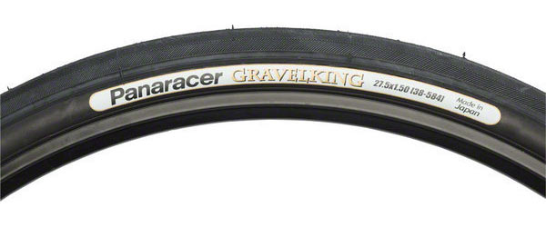 Panaracer Gravel King 27.5-inch Color: Black