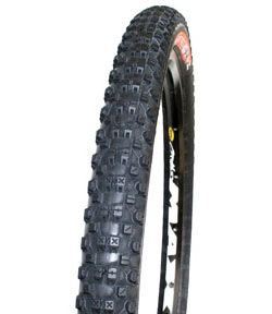 Panaracer Rampage 29-inch Tire Color | Model | Size | Type: Black | Folding Bead | 29 x 2.35-inch | Standard